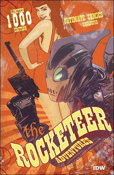 Rocketeer Adventures (2011) 1-E by IDW