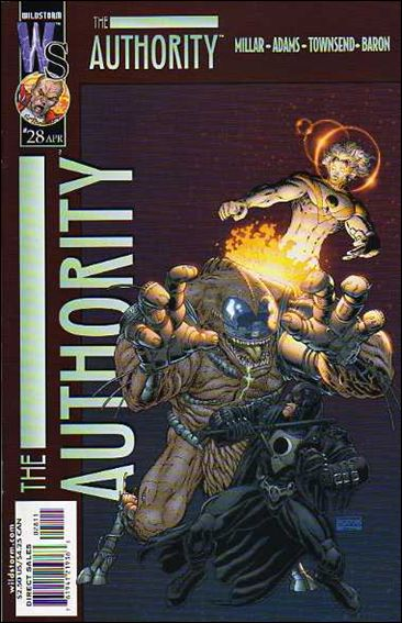 Authority (1999) 28-A by WildStorm