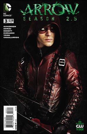 Arrow: Season 2.5 3-A