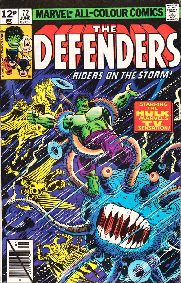 Defenders (1972) 72-B by Marvel