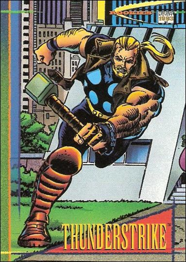 Marvel Universe: Series 4 (Base Set) 94-A by SkyBox