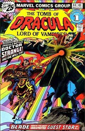 Tomb of Dracula (1972) 44-A