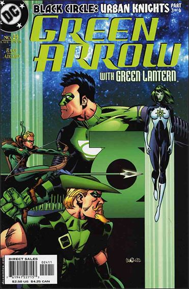 Green Arrow (2001) 24-A by DC