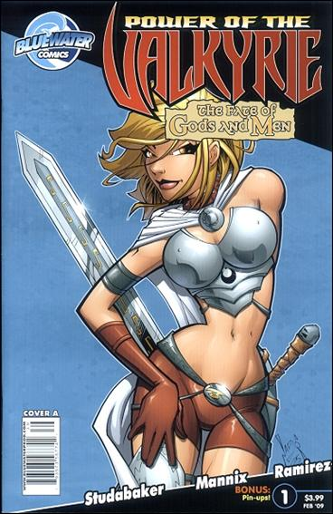 Power of the Valkyrie (2009) 1-A by Bluewater Comics