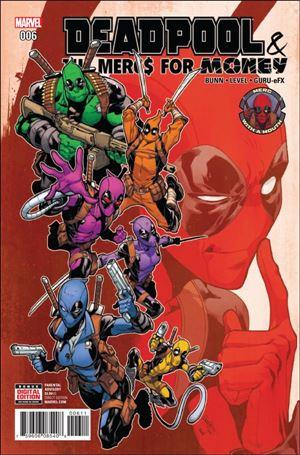 Deadpool & the Mercs for Money (2016/09) 6-A