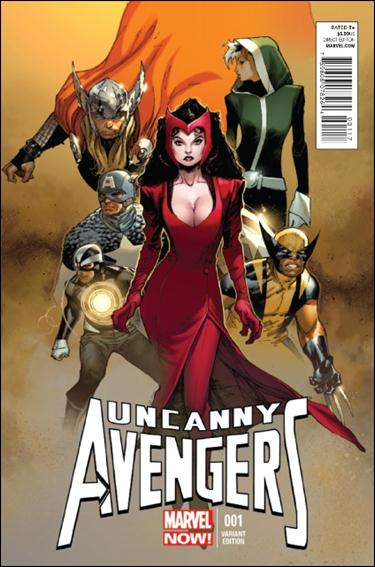 Uncanny Avengers 1-D by Marvel