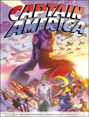 Captain America 75th Anniversary Vibranium Collection nn-A