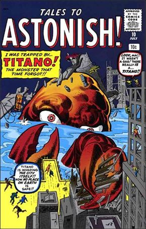 Tales to Astonish (1959) 10-A