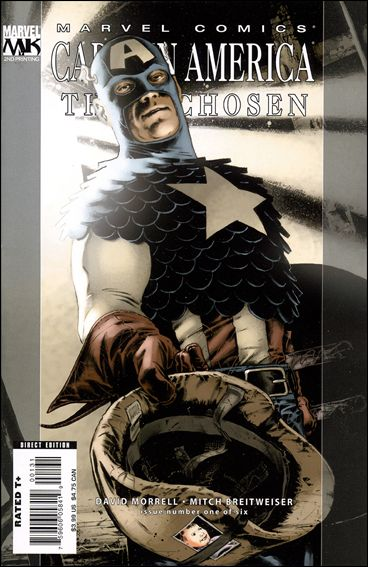 Captain America: The Chosen 1-C by Marvel