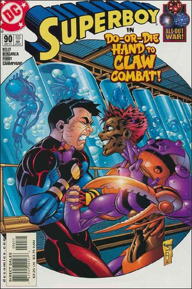 Superboy (1994) 90-A by DC