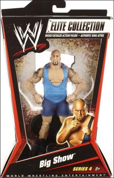 WWE: Elite Collection (Series 04) Big Show by Mattel