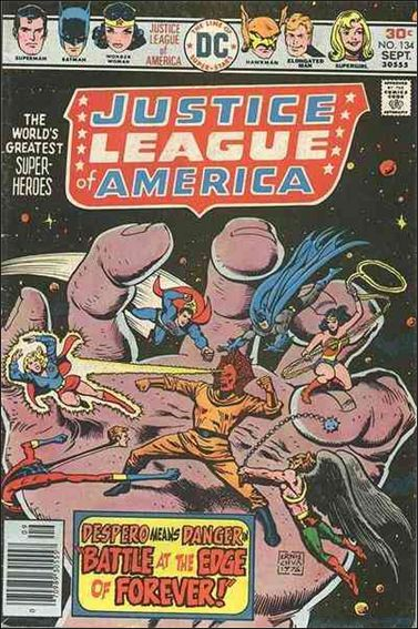 Justice League of America (1960) 134-A by DC
