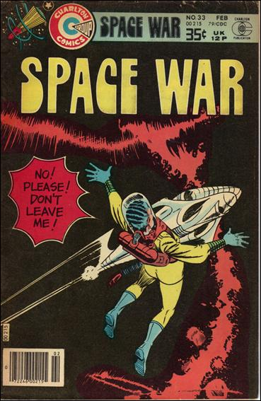Space War 33-A by Charlton
