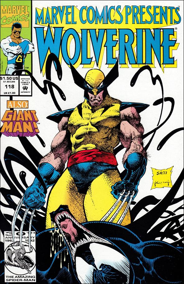 Marvel Comics Presents (1988) 118-A by Marvel