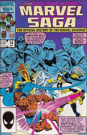 Marvel Saga 14-A