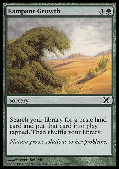 Magic the Gathering: 10th Edition (Base Set)288-A by Wizards of the Coast