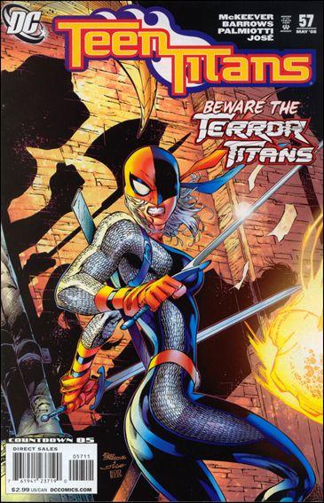Teen Titans (2003) 57-A by DC
