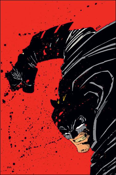 Absolute Dark Knight 1-A by DC