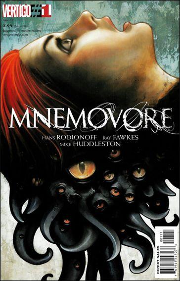 Mnemovore 1-A by Vertigo
