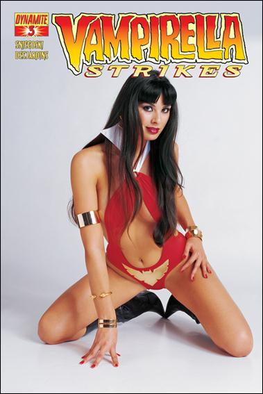 Vampirella Strikes (2013) 3-C by Dynamite Entertainment