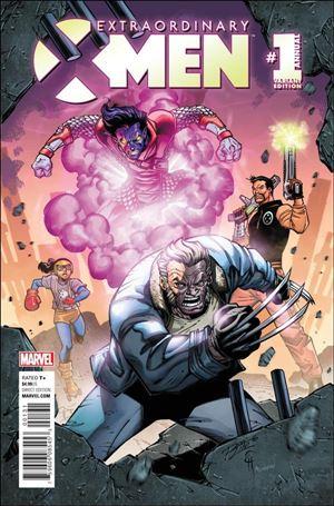 Extraordinary X-Men Annual 1-B