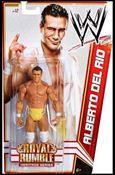 WWE Superstars (2012) Alberto Del Rio