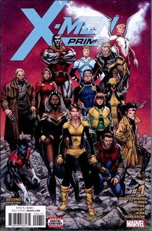 X-Men Prime (2017) 1-J