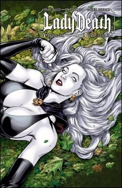 Lady Death (2010) 7-B by Boundless Comics