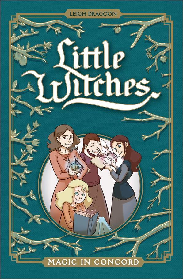 Little Witches: Magic in Concord nn-A by Oni Press