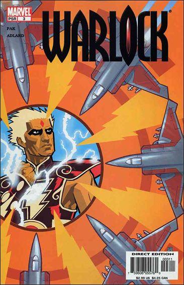 Warlock (2004) 3-A by Marvel