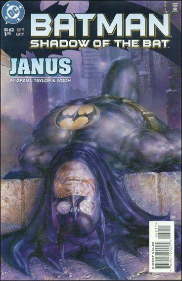 Batman: Shadow of the Bat 62-A by DC