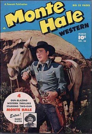Monte Hale Western 46-A