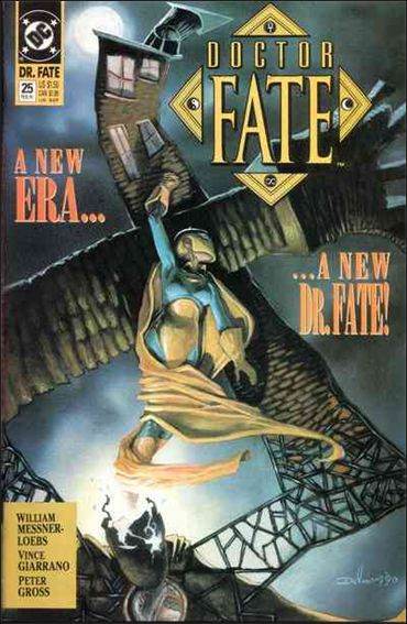 Doctor Fate (1988) 25-A by DC