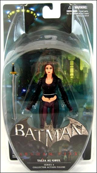 Batman: Arkham City (Series 4)  Talia al Ghul by DC Collectibles