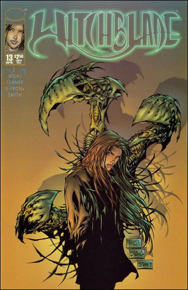 Witchblade 13-A by Top Cow