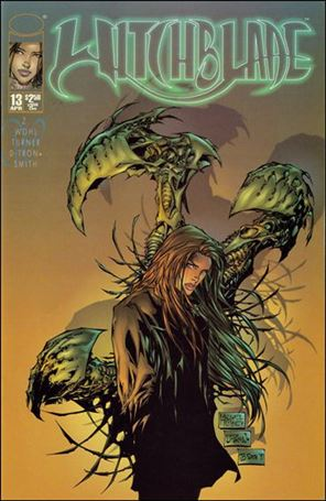 Witchblade 13-A