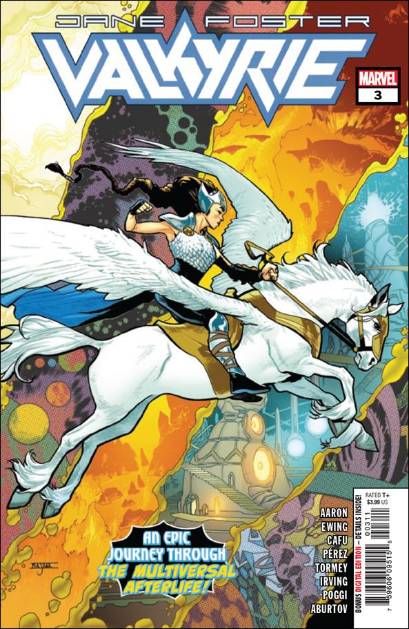 Valkyrie: Jane Foster 3-A by Marvel