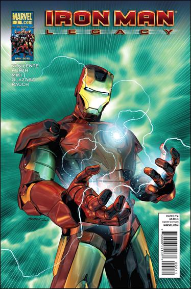 Iron Man Legacy 2-A by Marvel