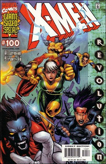 X-Men (1991) 100-B by Marvel