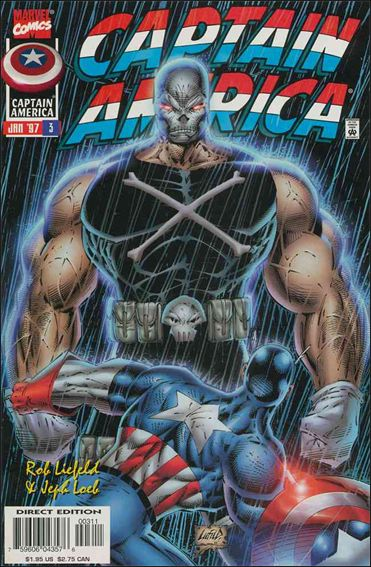 Captain America (1996) 3-A by Marvel