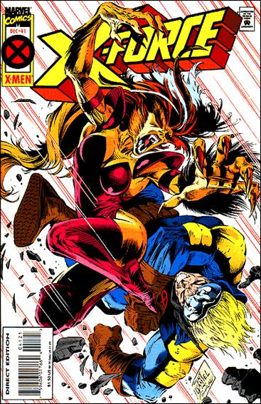 X-Force (1991) 41-B by Marvel