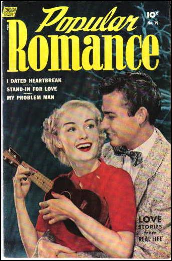 Popular Romance 19-A by Better Publications