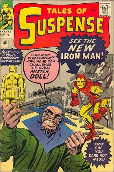 Tales of Suspense (1959) 48-B by Marvel