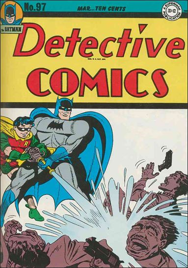 Detective Comics (1937) 97-A by DC