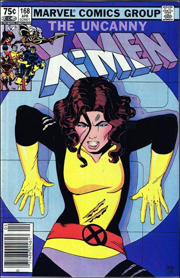 Uncanny X-Men (1981) 168-B by Marvel