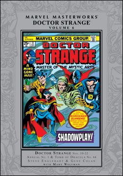 Marvel Masterworks: Doctor Strange 6-A by Marvel