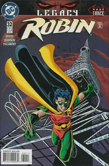 Robin (1993) 32-A by DC