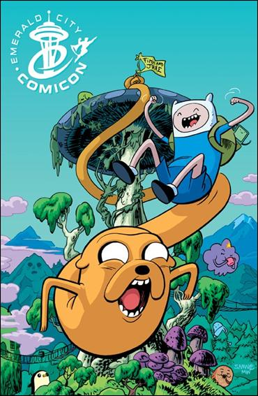 Adventure Time 1-I by Kaboom!