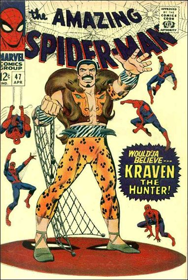 Amazing Spider-Man (1963) 47-A by Marvel
