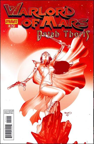 Warlord of Mars: Dejah Thoris 10-E by Dynamite Entertainment